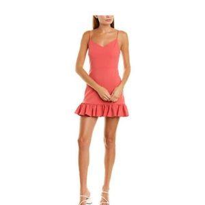 1.Stare Dress Coral Poppy Dress